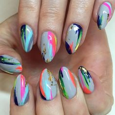 Always  % original for my longtime client Taryn  #nails #nailart #gelnails #notd #sparklesf