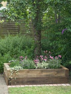 A raised bed gives you an eye-catching feature, a better view of your plants and, by lifting them up, less strain on your back when tending them. Learn how to make a raised bed in one day.