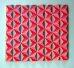 3D ORIGAMI ART on the Behance Network