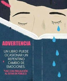 Los libros, aventuras, vida y sentimientos