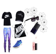 Designer Clothes, Shoes & Bags for Women Nars Cosmetics, Ray Bans, Mac, Shoe Bag, Nike, Polyvore, Stuff To Buy, Shopping, Collection
