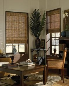 Discount blinds and shades. Great selection of faux wood blinds, bamboo shades, cellular shades and more. Window coverings at outlet prices. Woven Blinds, Bamboo Blinds, Faux Wood Blinds, Woven Wood Shades, Bamboo Shades, Interior Paint Colors, Interior Design, Interior Painting, Painting Doors