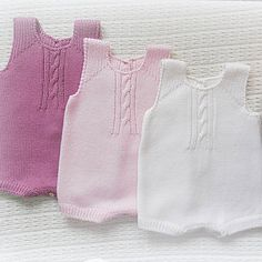 180 Likes, 1 Comments - mariac Knitting Patterns Uk, Newborn Crochet Patterns, Knitting Designs, Baby Patterns, Layette Pattern, Baby Romper Pattern, Crochet Dress Girl, Crochet Girls, Crochet Toddler