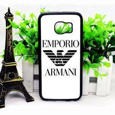 Emporio Armani Samsung S6 Edge Plus Cases haricase.com