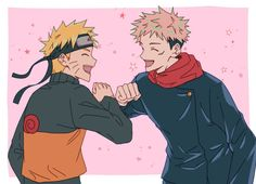 Naruto Boys, Naruto Art, Naruto Shippuden, Boruto, Anime Crossover, Best Friens, Kingdom Hearts Anime, Strike The Blood, Destroyer Of Worlds