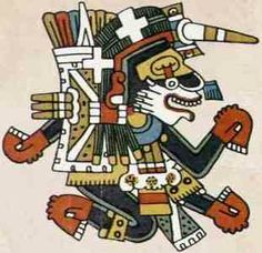"""iztac-coatl: """" Nanahuatzin After the destruction of the Fourth Age the gods decided to make a better world and create the Fifth Sun. People Illustration, Illustration Art, Illustrations, Mayan History, Aztec Culture, Aztec Art, Mexica, Mesoamerican, Religious Art"""