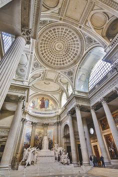 le Panthéon Paris - | Architectural Digest