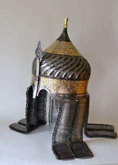 Ottoman helmet