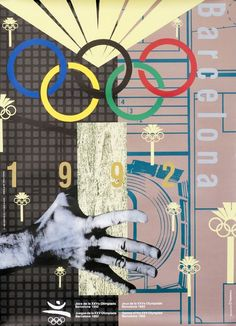 1992 Barcelona Olympics ~ Alfonso Sostres   #Olympics #Barcelona #1992