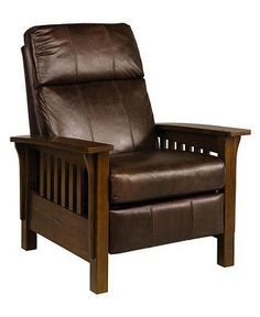 We need this to replace the recliner in the living room - would match the other chair well and wouldn't take up so much room.