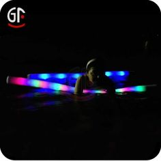 led swimming noodle