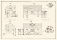 Building Extension, Arch House, Old Houses, House Plans, Crafts For Kids, Sweet Home, Villa, Floor Plans, How To Plan