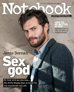 Mr Grey will see you now. The Fifty Shades star is ready for his raunchiest role yet Jamie Dornan Ni, Jaime Dornan, Fifty Shades Darker, Fifty Shades Of Grey, Mr Grey, Passionate Love, Irish Men, Christian Grey, Fifty Shades