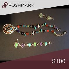 Native American jewelry Beautiful southwestern style prices genuine stones Jewelry Necklaces