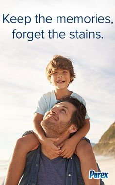 This special #FathersDay post will help you deal with the rough and tumble of outdoor stains.