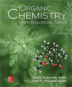 Organic Chemistry with Biological Topics 5th Edition Description Type: E-Textbook This is a digital products , eBook ( PDF ) NO ONLINE ACCESS CARD/CODE INCLUDED. NO PHYSICAL PAPER BOOK After you make payment, you will received a download link to your email Please check carefully the ISBN, title and other book information before purchased to make sure it is the right book ABOUT THE PRODUCT No deadline once you receive your eBook downloadable PDF through your email, you can keep it forever and the Digital Textbooks, Mac Vs Pc, Organic Reactions, Intermolecular Force, Chemistry Textbook, Functional Group, Share Notes, Online Textbook, Libros