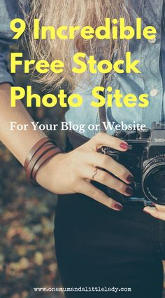 Looking for free photos for your blog,  website or social media activity? Finding quality free stock images for bloggers or start up websites can be a right hassle. Save yourself loads of time with these 9 incredible free stock photo sites - my go to resources for high quality, high resolution, free photos. Whether you want free photos for commercial use or an inspirational free photo for your fashion or food blog, these 9 free stock photo websites are my recommended resources.