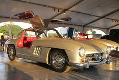 300 SL Gullwing | Top Gear Festival 2012 | Durban, SA