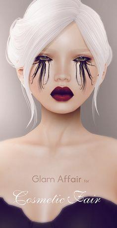 Glam Affair - Cosmetic Fair - Teaser 1 | Flickr - Photo Sharing!