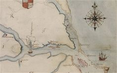 Ancient map gives clue to fate of 'Lost Colony'