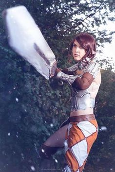 Cosplayer: Hatchikokoono Cosplay Character: Highelf From: TERA Rising Photographer: Harrasaki Photographie Country: Germany