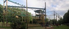 Brownies on the High Ropes