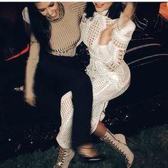 | Kourtney & Kylie |