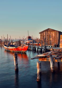 Carrasqueira pier Comporta - Portugal by Sig Pereira The Beautiful Country, Beautiful World, Beautiful Places, Spain And Portugal, Portugal Travel, Las Azores, Great Places, Places To Visit, Europe Centrale