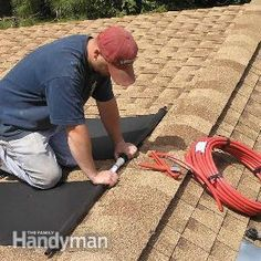 #DIY #Solar Water Heating - Get instructions: http://www.familyhandyman.com/smart-homeowner/energy-saving-tips/diy-solar-water-heating/view-all
