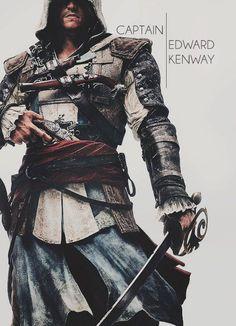 Assassin's Creed 4: Black Flag - Edward Kenway