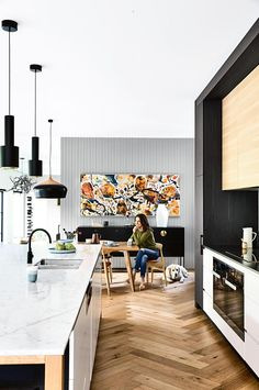 The Interior Design Institute — This historic Victorian home has some serious...
