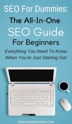 SEO for dummies: learn all the SEO tips and tricks for beginners. Learn everything about SEO for bloggers. By the way SEO stand for Search engine optimization. So check out these search engine optimization tips. #wordpresssearchengineoptimizationtipsandtricks,
