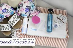 what to pack for a beach vacation Baily Lamb What To Pack, Lamb, Packing, Vacation, Beach, Blog, Fashion, Bag Packaging, Vacations