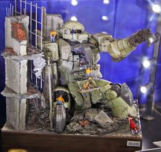 GUNDAM GUY: Gunpla Builders World Cup (GBWC) 2014 Guangzhou - Image Gallery [Part 3]