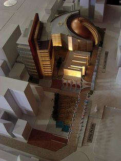 Proposed Parliament expansion. Under Construction, Cape Town, The Expanse, Stairs, Stairway, Staircases, Ladders