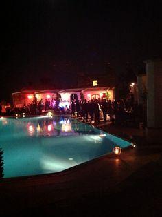 Swimming pool dancing Pool Dance, Hot Tubs, Amalfi Coast, Swimming Pools, Dancing, Outdoor Decor, Wedding, Design, Home Decor
