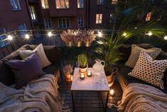 20 Dreamy Bohemian Balcony Ideas