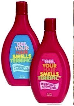 nostalgia shampoo