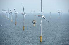 Moray Offshore Renewables Ltd, Moray Firth, world's largest offshore wind farm, wind power, wind energy, offshore wind farm, scotland, world's biggest wind farm
