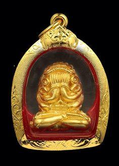 Amulets, Buddha, Jewelery, Thailand, Image, Color, Jewelry, Jewels, Bijoux
