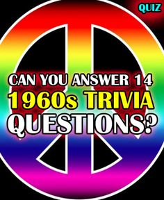 I Got 60s Trivia Guru!! Wow! From politics, to music, to the Moon – you have completely mastered the 60s!  It takes a real 60s lover, or historian, to be crowned a true 60s Guru, and you did it! Congratulations!  You kept the 60s close to heart. Share quiz w  friends, family, fellow 60s lovers!