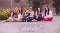 Making of fotográfico do ensaio de 11 meses do CAIO pela fotógrafa Narlla Oliveira.