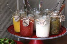 Toppings for a Hamburger Bar - Talk of the House
