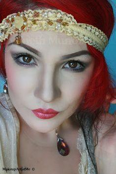 Make-up Artist Me!-- 1920s makeup