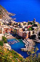 Vernazza, Cinque Terre, Italy | Blaine Harrington III
