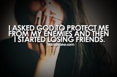 Fake Friends Quotes / Tumblr Quotes @ http://www.radcupcake.com/