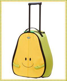 Nueva colección de maletas para niños de Samsonite. Fruits by Samsonite