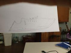 Esse desenho é de um tênis que foi feito pelo PIOR artista e desenhador desse mundo eu o João Pedro