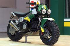 """Multi-use: Caterham preist die Brutus 750 sowohl als """"Motorrad"""", als..."""
