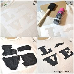 diy t shirt lettering | This design came from Finley & Oliver . Another one of my favorite ...